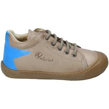 Schoenen Kinderen Lage sneakers Naturino 2012120-01-9103 Bruin