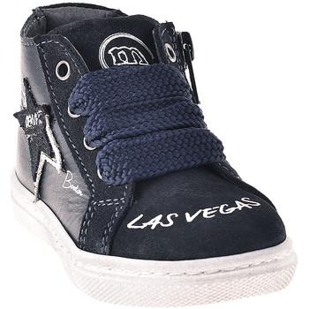 Schoenen Kinderen Hoge sneakers Melania ME1041B8I.B Bleu