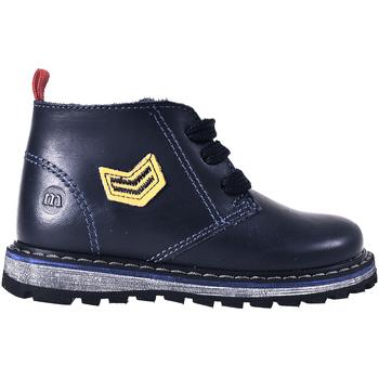 Schoenen Kinderen Laarzen Melania ME1032B8I.W Noir