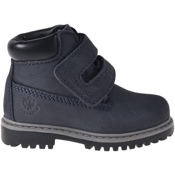 Schoenen Kinderen Laarzen Lumberjack SB05301 006 D01 Bleu