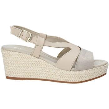 Schoenen Dames Sandalen / Open schoenen Valleverde 32211 Beige