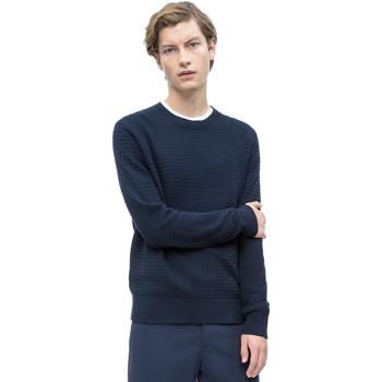 Textiel Heren Truien Calvin Klein Jeans K10K103324 Blauw