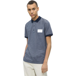 Textiel Heren Polo's korte mouwen Calvin Klein Jeans K10K103364 Blauw