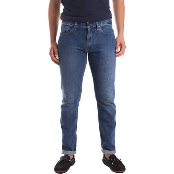 Textiel Heren Skinny jeans Calvin Klein Jeans K10K103815 Blauw