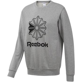 Textiel Heren Sweaters / Sweatshirts Reebok Sport DT8130 Grijs