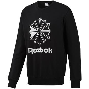 Textiel Heren Sweaters / Sweatshirts Reebok Sport DT8132 Zwart