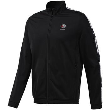 Textiel Heren Trainings jassen Reebok Sport DT8150 Zwart
