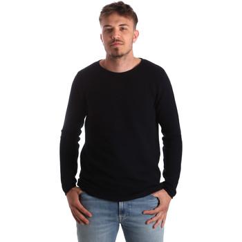 Textiel Heren Truien Antony Morato MMSW00938 YA100018 Blauw