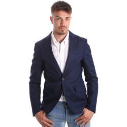Textiel Heren Jasjes / Blazers Antony Morato MMJA00388 FA400060 Blauw