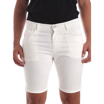 Textiel Heren Korte broeken / Bermuda's Antony Morato MMSH00140 FA800109 Wit