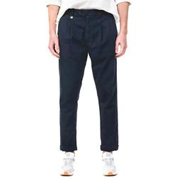 Textiel Heren Broeken / Pantalons Antony Morato MMTR00500 FA900113 Blauw