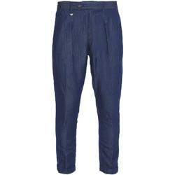 Textiel Heren Broeken / Pantalons Antony Morato MMTR00500 FA950119 Blauw