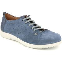 Schoenen Heren Lage sneakers Grunland SC4445 Blauw
