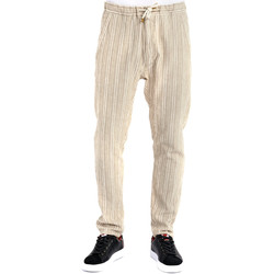 Textiel Heren Broeken / Pantalons Gaudi 911BU25031 Beige