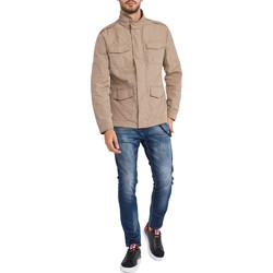 Textiel Heren Jasjes / Blazers Gaudi 911BU35006 Beige