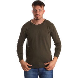 Textiel Heren Truien Gaudi 911BU53010 Groen