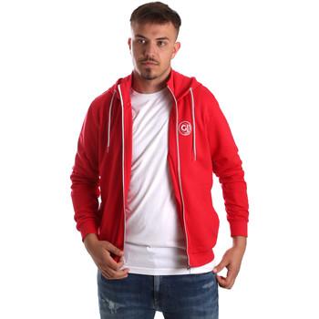 Textiel Heren Sweaters / Sweatshirts Gaudi 911BU64043 Rood