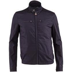 Textiel Heren Wind jackets Lumberjack CM37824 002 505 Blauw