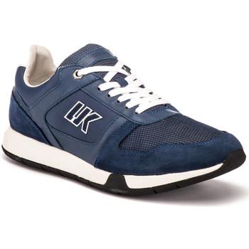 Schoenen Heren Lage sneakers Lumberjack SM40805 003 M47 Blauw