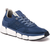 Schoenen Heren Lage sneakers Lumberjack SM58705 002 M50 Blauw