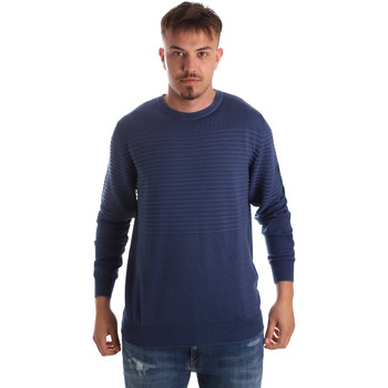 Textiel Heren Truien Navigare NV00196 30 Blauw