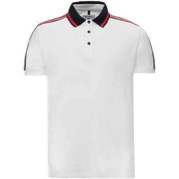Textiel Heren Polo's korte mouwen Invicta 4452206/U Blanc
