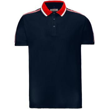 Textiel Heren Polo's korte mouwen Invicta 4452206/U Bleu