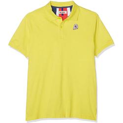 Textiel Heren Polo's korte mouwen Invicta 4452208/U Jaune