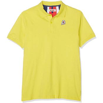 Textiel Heren Polo's korte mouwen Invicta 4452208/U Geel