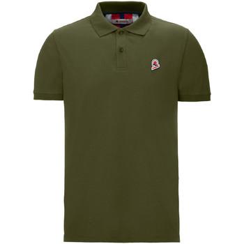 Textiel Heren Polo's korte mouwen Invicta 4452208/U Vert