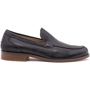 Schoenen Heren Mocassins Soldini 20777-O-V80 Zwart