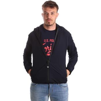 Textiel Heren Windjacken U.S Polo Assn. 52417 51541 Blauw