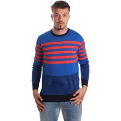 Textiel Heren Truien U.S Polo Assn. 51727 51438 Blauw