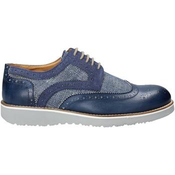 Schoenen Heren Derby Exton 5105 Blauw