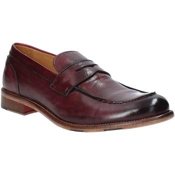 Schoenen Heren Mocassins Exton 3106 Rood