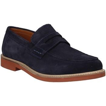 Schoenen Heren Mocassins Impronte IM91052A Blauw