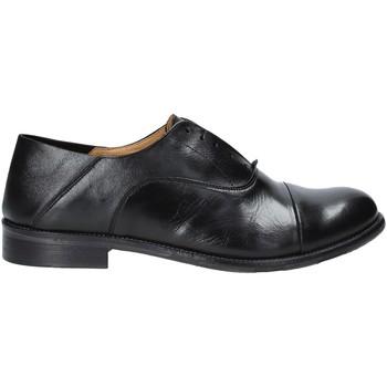 Schoenen Heren Derby Exton 3103 Zwart
