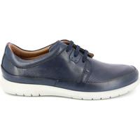 Schoenen Heren Lage sneakers Grunland SC4450 Blauw