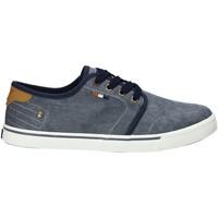 Schoenen Heren Lage sneakers Wrangler WM91100A Blauw