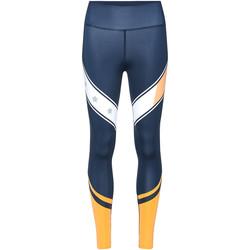 Textiel Dames Leggings Tommy Hilfiger S10S100116 Blauw