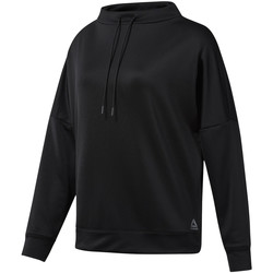 Textiel Dames Sweaters / Sweatshirts Reebok Sport DP6675 Zwart