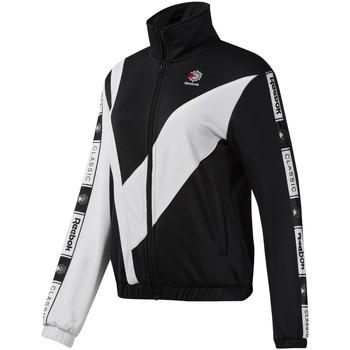 Textiel Dames Sweaters / Sweatshirts Reebok Sport DT7260 Zwart