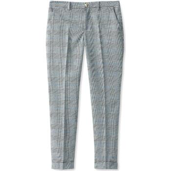 Textiel Dames Chino's Liu Jo W19349T0177 Gris