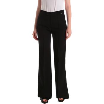 Textiel Dames Anzughosen Liu Jo W19363T7982 Zwart
