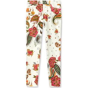 Textiel Dames Chino's Liu Jo F19214T8361 Beige
