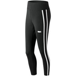 Textiel Dames Leggings New Balance NBWP91521BM Zwart