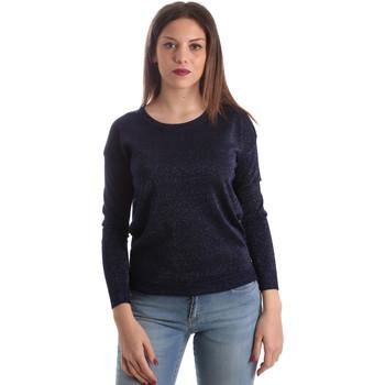 Textiel Dames Truien Fracomina FR19SP8009 Blauw