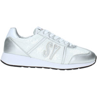 Schoenen Dames Lage sneakers Sweet Years S19-SSW636 Wit