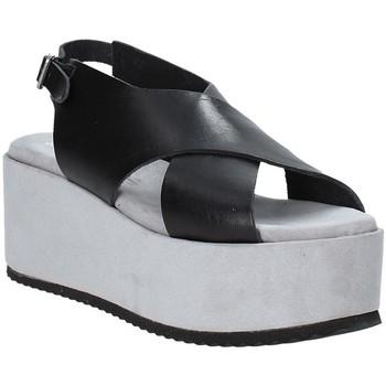 Schoenen Dames Sandalen / Open schoenen Pregunta IBH6653 Zwart