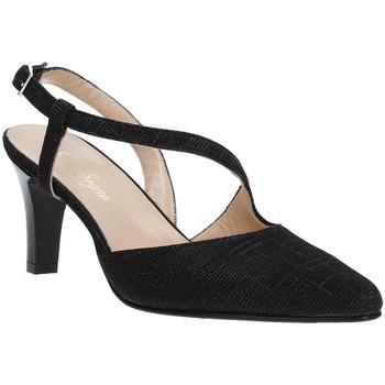 Schoenen Dames pumps Soffice Sogno E9360 Zwart